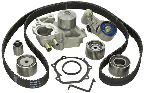 LEGACY CAMBELT KIT, QUAD CAM INCL WATER PUMP