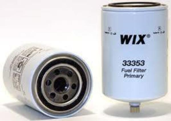 WIX FUEL FILTER - VARIOUS CASE PRIMARY 33353