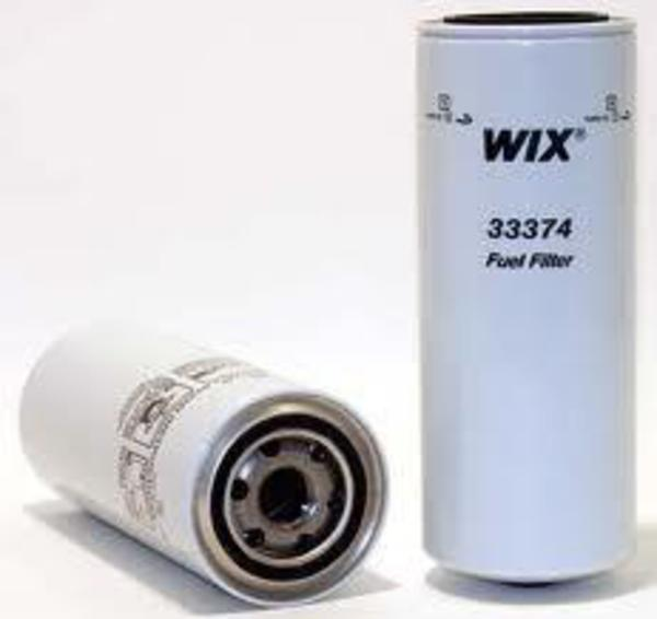 WIX FUEL FILTER - (SPIN-ON) CAT ENG 33374