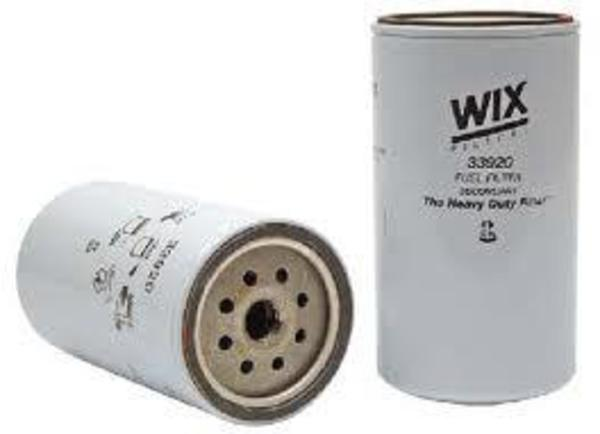 WIX SPIN ON FUEL FILTER - COMMERCIAL 33920