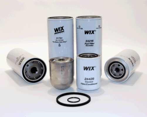 WIX FILTERS - MACK MAINT KIT (6 FILTERS)