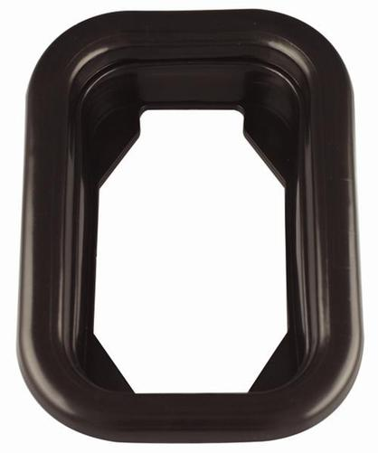 LED RUBBER GROMMET RECTANGULAR