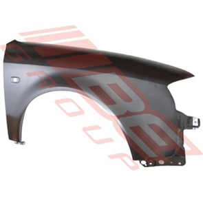 FRONT GUARD - R/H - WITH SLP HOLE - AUDI A6 1997-01