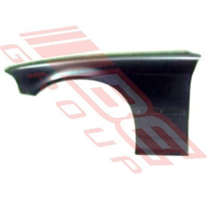 FRONT GUARD - L/H - W/SLP HOLE - BMW 3'S E36 2DR 1991-1996