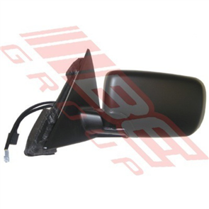 DOOR MIRROR - L/H - ELECTRIC W/HEATER - BMW 3'S E46 1998- 4DR