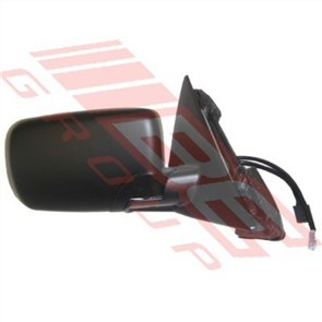 DOOR MIRROR - R/H - ELECTRIC W/HEATER - BMW 3'S E46 1998- 4DR