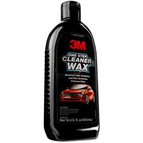 3M ONE STEP CLEANER WAX