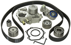 LEGACY CAMBELT KIT BE5-B4RSK EJ206, QUAD CAM INCL. WATER PUMP