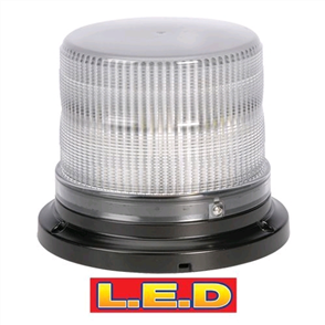 BEACON LED FLANGE MOUNT BLUE