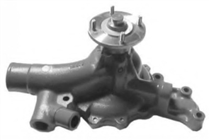 WATER PUMP TOYOTA DYNA 13B 84-89