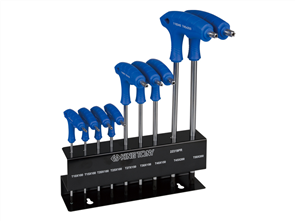 KING TONY 9PC L-TYPE WRENCH SET TORX