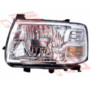 HEADLAMP - L/H - FORD RANGER 2006