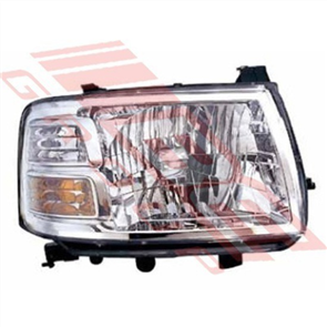 HEADLAMP - R/H - FORD RANGER 2006