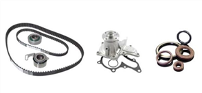 CAM BELT KIT MITSUBISHI 2.4L 4G64, SOHC INCL. WATER PUMP