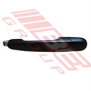 DOOR HANDLE - OUTER - L/H - REAR - HYUNDAI TUCSON 2005