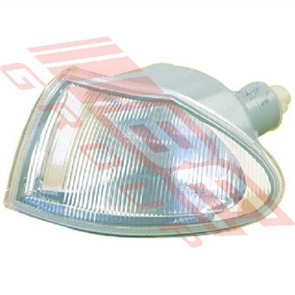 CORNER LAMP - L/H - CLEAR - HOLDEN ASTRA 1995