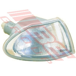 CORNER LAMP - R/H - CLEAR - HOLDEN ASTRA 1995