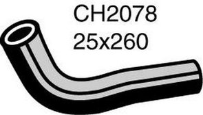 Radiator Upper Hose  - HONDA CIVIC ED - 1.5L I4  PETROL - Manual & Aut