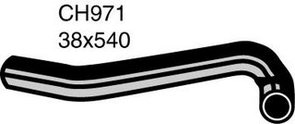 Radiator Upper Hose  - FORD FAIRLANE ZG - 4.9L V8   Man & Atm