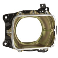 200 x 142mm Headlamp Housing, Open Back
