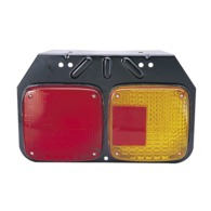 Hino-Type Combination Lamp, Stop/Tail, Direction Indicator (RH)
