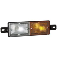 Front Direction Indicator and Front Position Lamp (Amber/Clear)