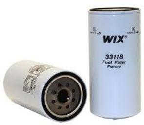 WIX FUEL FILTER - DETROIT DIESEL ENGINES 33118