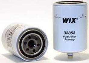 WIX FUEL FILTER - VARIOUS CASE PRIMARY