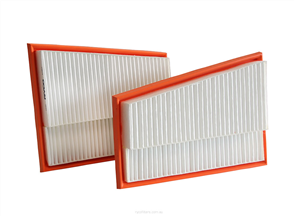 RYCO AIR FILTER - MERCEDES BENZ DSL A1867