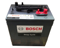 BOSCH BATTERY D/CYCLE 6V 255 A/H