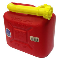 FUEL CONTAINER 5L RED DUPLAST
