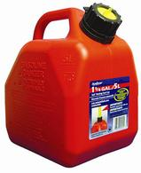 FUEL CONTAINER 5L RED SCEPTER