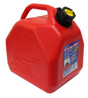FUEL CONTAINER 20L SQUAT RED