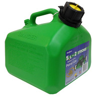 FUEL CONTAINER 5L 2 STROKE GREEN