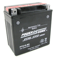 P/SPORT BATTERY SEALED MF 12V
