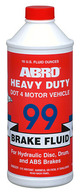 ABRO Dot 4 Brake Fluid - 485mL