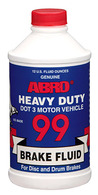 ABRO Dot 3 Brake Fluid - 250mL