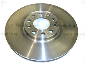 REAR BRAKE ROTOR ALFA 159- BRERA  2005- 292MM