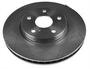 FRONT BRAKE ROTOR LEXUS IS250  2005- 296MM