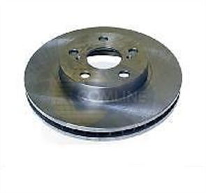 FRONT BRAKE ROTOR TOYOTA CELICA 1978- 258MM