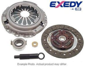 CLUTCH KIT SPORTS TUFF 236MM MAZDA