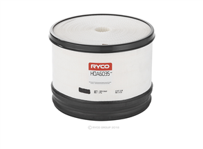 RYCO HD AIR FILTER - TOYOTA DYNA HDA6035