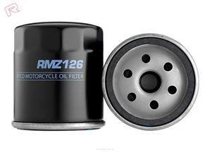 RYCO MOTORCYCLE OIL FILTER - (SPIN-ON) RMZ126