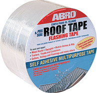 ABRO PEEL & SEAL ROOF TAPE - FLASHING TAPE - 4 x 33ft x 60mil