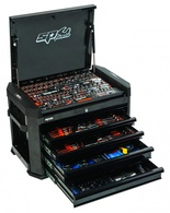 295pc ''Motorsport'' Series Concept Tool Kit - Black