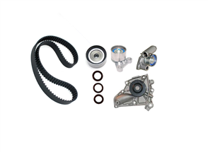 CALDINA 3S-GE CAM BELT KIT ST215G, INCLUDES WATER PUMP