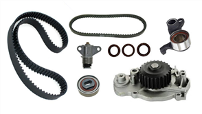 PRELUDE CAMBELT KIT, DOHC INCLUDES WATER PUMP