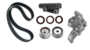 MIRAGE CAMBELT KIT, DOHC INCLUDES WATER PUMP