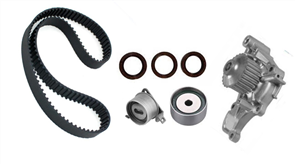 MIRAGE CAMBELT KIT, SOHC INCL. WATER PUMP