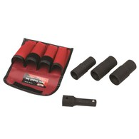 Socket Set Double Twist 4 Pc.